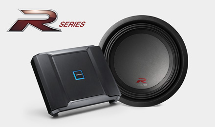 Best Performance with R-Series Subs