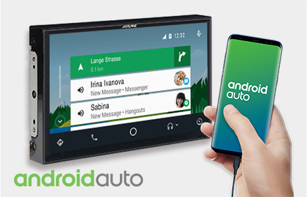 Freestyle - Works with Android Auto - X903D-F